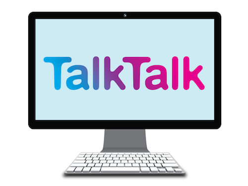 Internet TalkTalk w UK