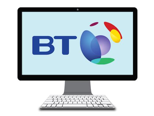 BT internet broadband