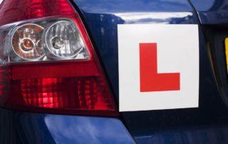 Tymczasowe prawo jazdy w UK